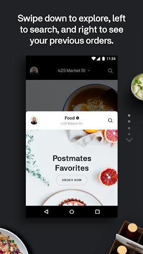 Postmates Food Delivery: Order Eats & Alcohol 4.0.9 screenshots 3