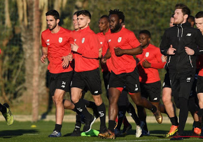 Lindon Selahi du Standard va rejoindre Benito Raman au Fortuna Düsseldorf