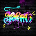 Graffiti Creator - New Logo Design icon
