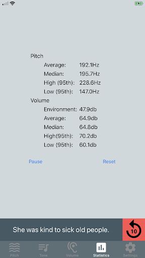Voice Tools: Pitch, Tone, & Volume 1.00.45 screenshots 6