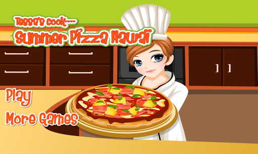 Tessa's Pizza – cooking game