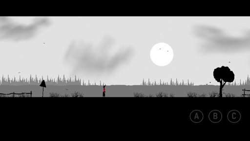BLUE ROAD OF ILLUSIONS 2d horror android2mod screenshots 4