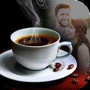 Coffee Cup Photo frame-photo editor
