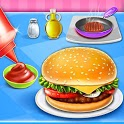 Fast Food Burger Meal Maker icon