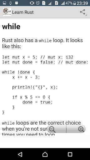 Learn Rust Programming Pro screenshot 5