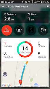 iOnRoad Augmented Driving Pro v2.0.1p
