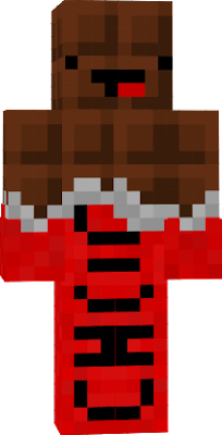 Chocolate Bar Man