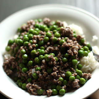 Ground Beef Potatoes Peas Recipes.