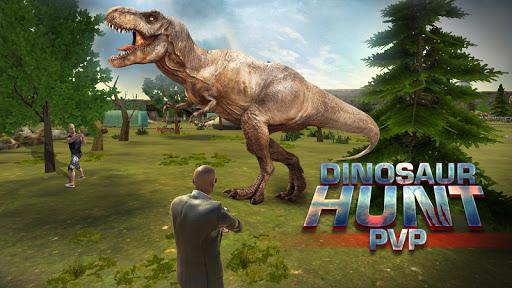 Dinosaur Hunt PvP 1.5 screenshots 1
