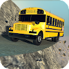 Crazy Bus Driver: Hill Climb