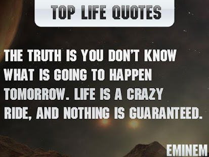 Top quotes about life android apps on google play top quotes about life screenshot thumbnail thecheapjerseys Gallery