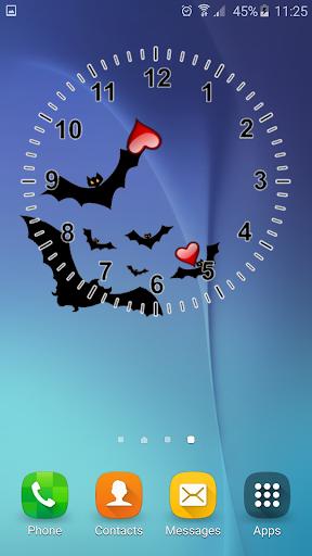 玩個人化App|萬聖節 模擬時鐘免費|APP試玩