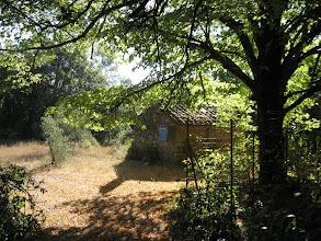 Photo: Petite maison dans la.....colline