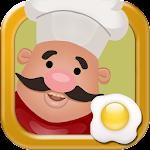 Crazy Chef in Kitchen Icon