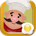 Crazy Chef in Kitchen icon