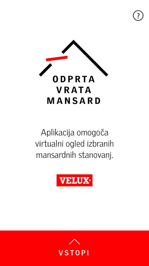 VELUX VR Mansarda- screenshot