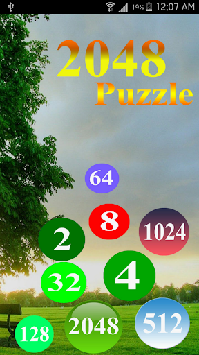 2048 Puzzle Mobile Game