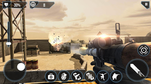 Modern FPS Combat Mission - Counter Terrorist Game 2.8.0 screenshots 2