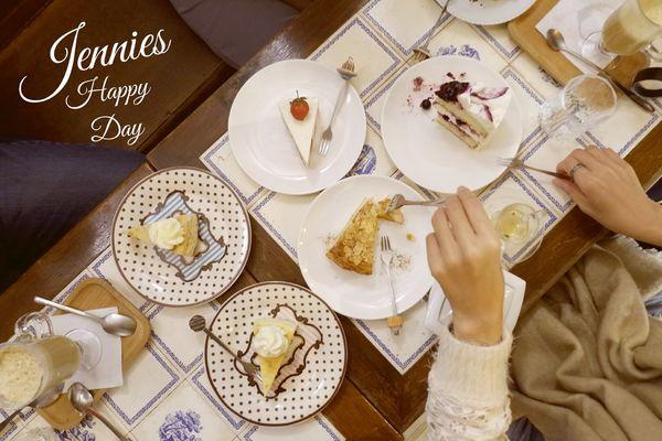 【巷弄精選店家】充滿歐洲風情的家鄉美味甜點|來自比利時的獅子甜點Line Up Dessert