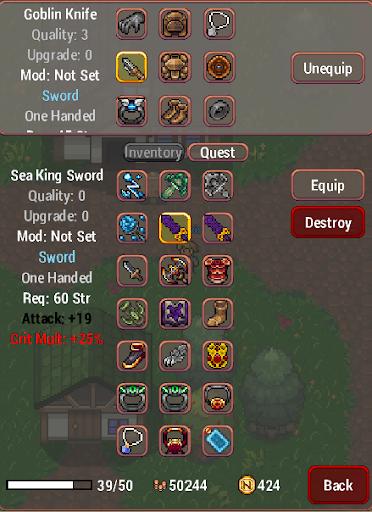 Pereger MMORPG apkdebit screenshots 2