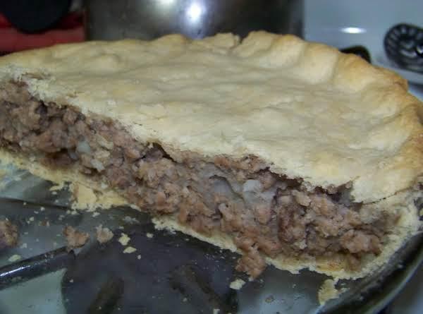 Tortierre, A.k.a. French Pork Pie Recipe