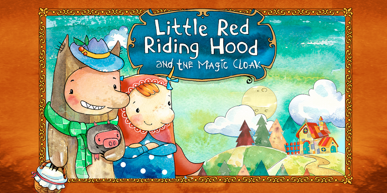 Little Red Riding Hood- screenshot