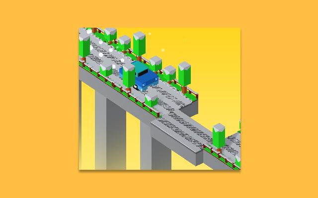 Crossy Bridge Game