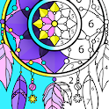 Relax Color by Number icon