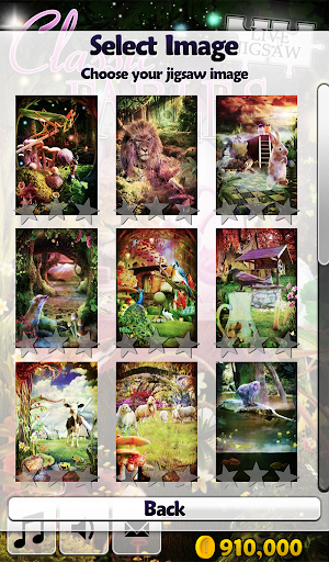 Live Jigsaws - Classic Fables