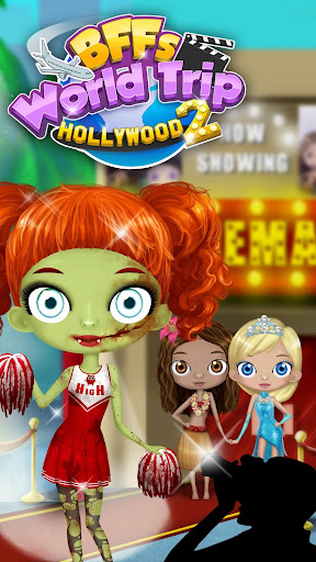 玩免費教育APP|下載BFF World Trip Hollywood 2 app不用錢|硬是要APP