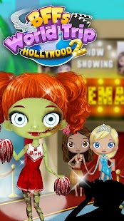 BFF World Trip Hollywood 2- screenshot thumbnail