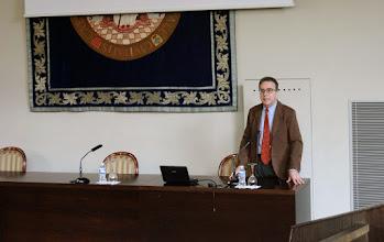 Photo: Enrique Sentana (CEMFI)