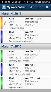 maintenance work order system free