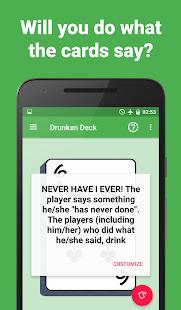 Baixar Baralho Bebado: Jogo de beber 3 3 4 2 para Android - Download