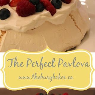 The Perfect Pavlova