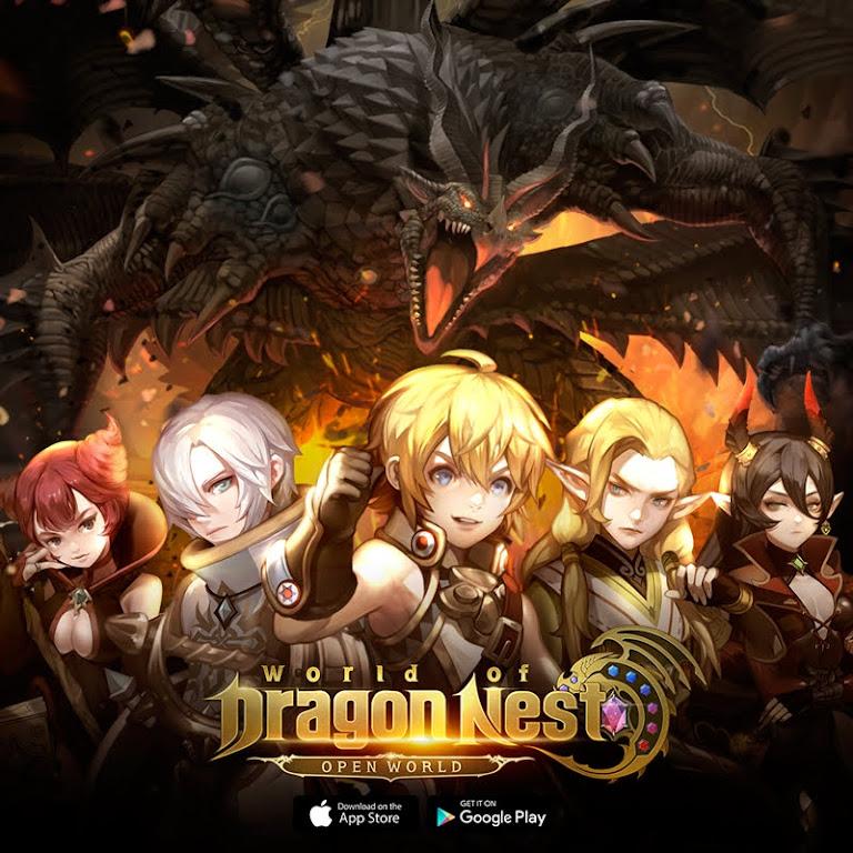 World of Dragon Nest x Maple M