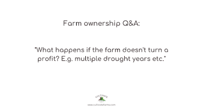 What happens if the farm doesn't turn a profit? E.g. multiple drought years etc.