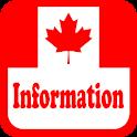 Canada Information Radios icon