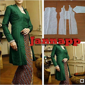 kebaya pattern design