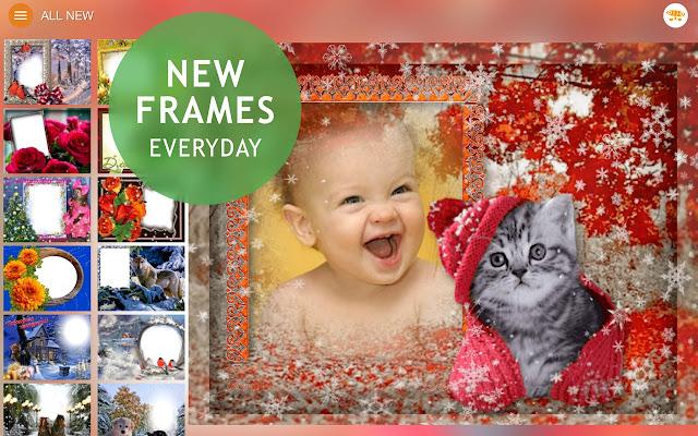 Webka: Photo Frames Editor - Chrome Web Store