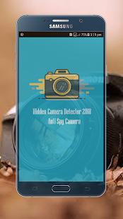 Hidden Camera Detector 2018 – Anti Spy Camera - náhled