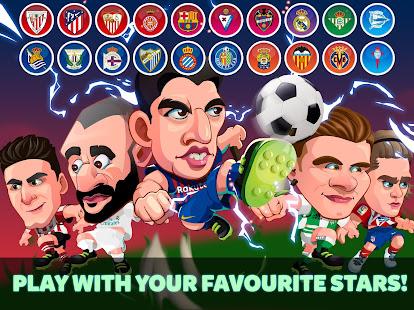 Game Head Soccer La Liga 2018 APK for Windows Phone