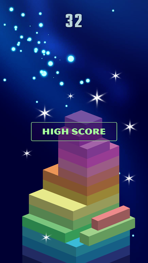 Stack Tower 3D- screenshot