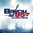 Bayou 95.7 Classic Rock icon