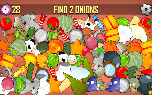 Hidden Objects Casual Puzzle