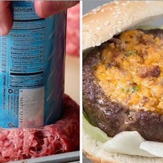 5. Cheddar Bacon Ranch Bowl Burgers