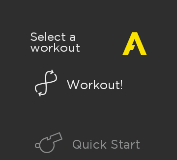 Atlas Workout Tracker for Wear- screenshot