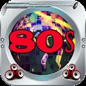 Musica de los 80s Radio icon