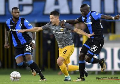 Malgré l'intérêt de gros clubs allemands, anglais et italiens, un joueur de Bruges affirme qu'il disputera la Ligue des champions avec les Gazelles !