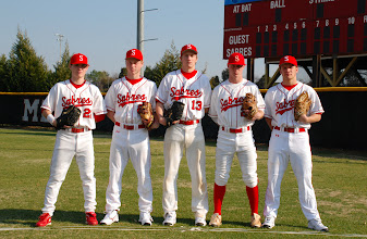 Photo: 2011 Varsity Outfield